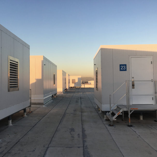 Low Charge Ammonia Refrigeration