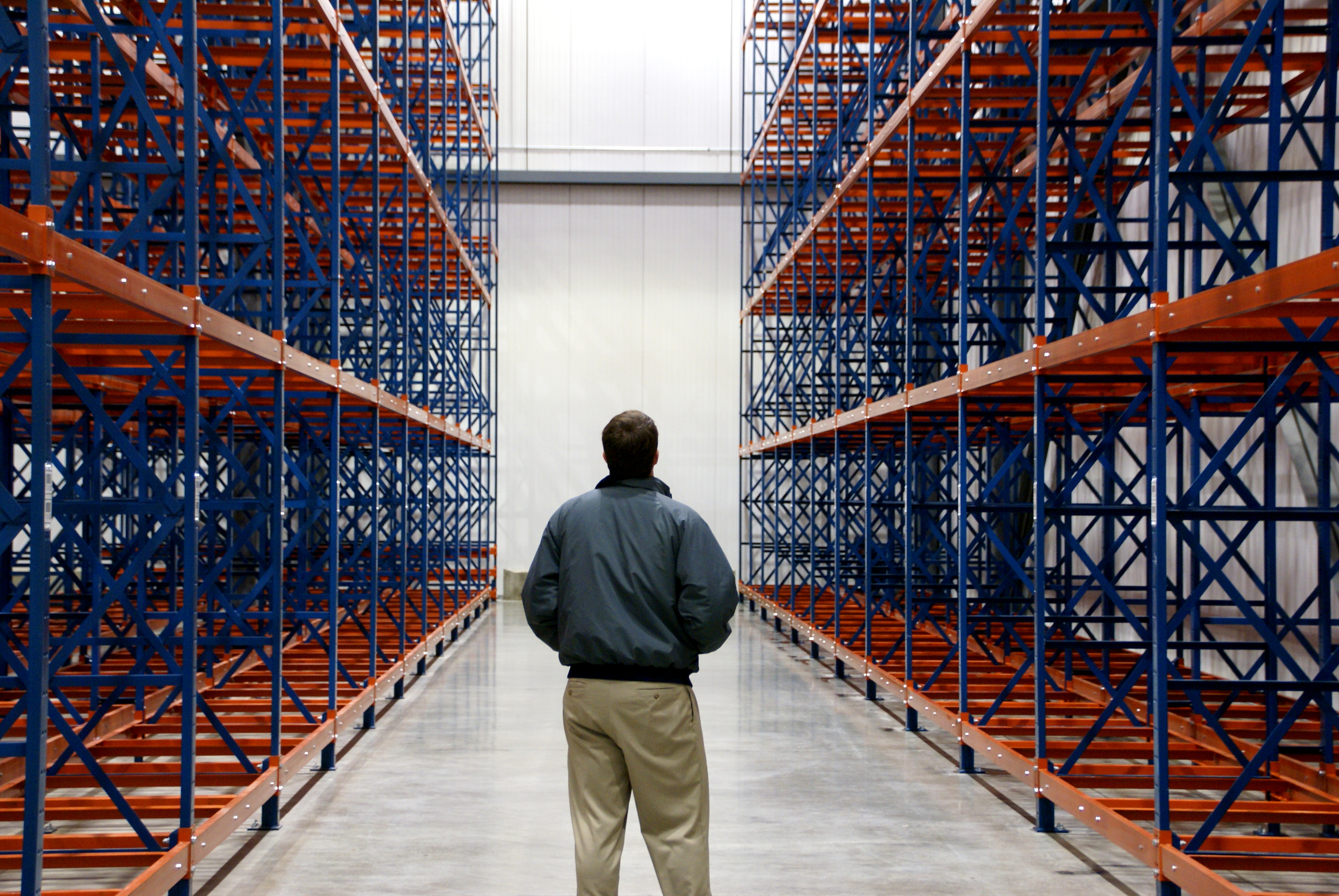 Storage Facility: Cold Storage Facility Design