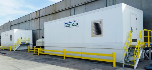 NXTCOLD – Ultra Low Charge Ammonia Refrigeration